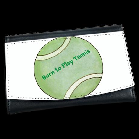 Tennis Mini Wallet