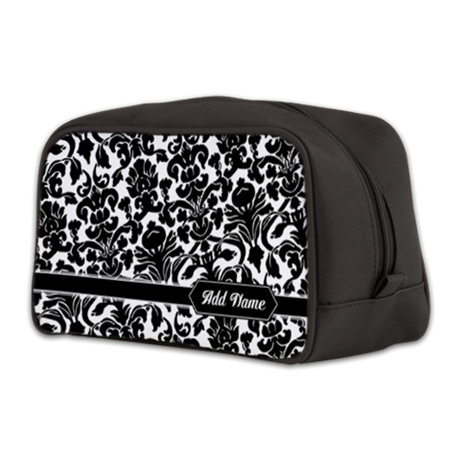 Damask - vintage pattern Toiletry Bag