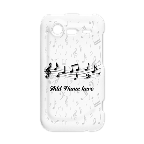 Personalized Musical Notes design Incredible 2 Pho