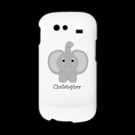 Personalized Elephant Design Nexus S Phone Case