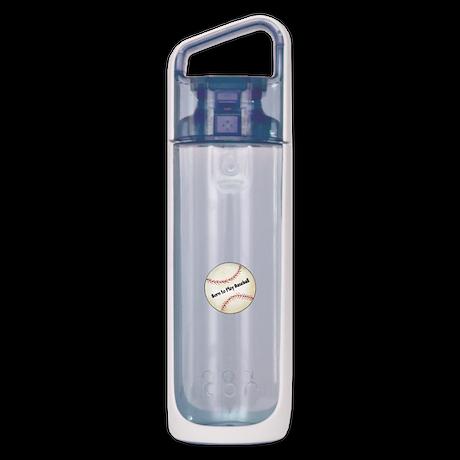 Baseball KOR Water Bottle