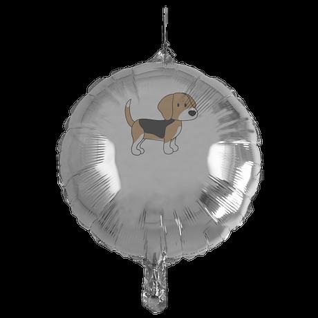 Cute Beagle Mylar Balloon