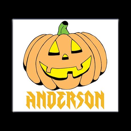 Personalized Halloween Beer Label