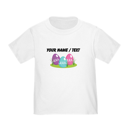 Custom Easter Eggs T-Shirt