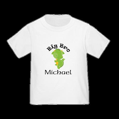 Personalized Big Bro dragon T-Shirt