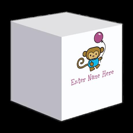 Personalized Monkey Sticky Notepad