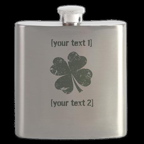 Universal St. Patty's Day Flask