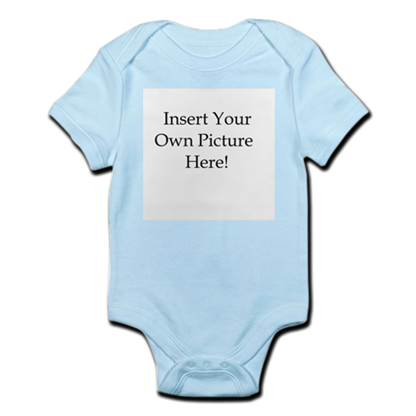 Upload your own picture Infant Bodysuit