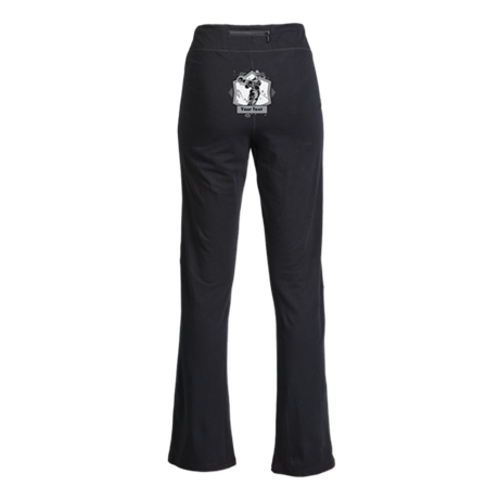 Personalized Boxer Yoga Pants