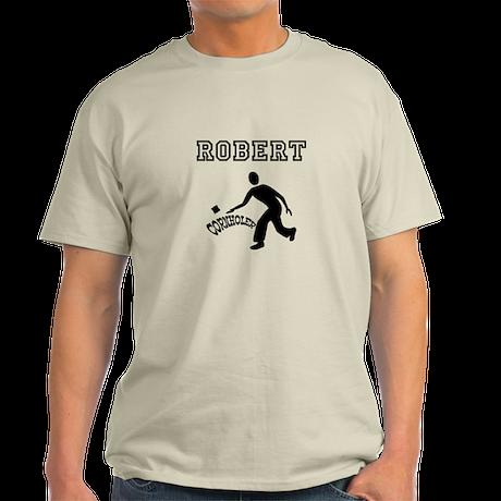 Cornholer Personalize T-Shirt