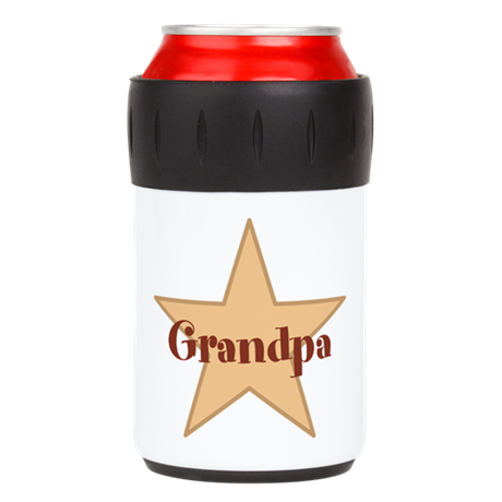 Grandpa, Star. Can Insulator
