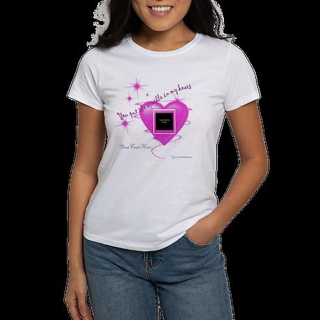 Heart Sparkle Women's T-Shirt