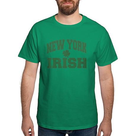 New York Irish Dark T-Shirt