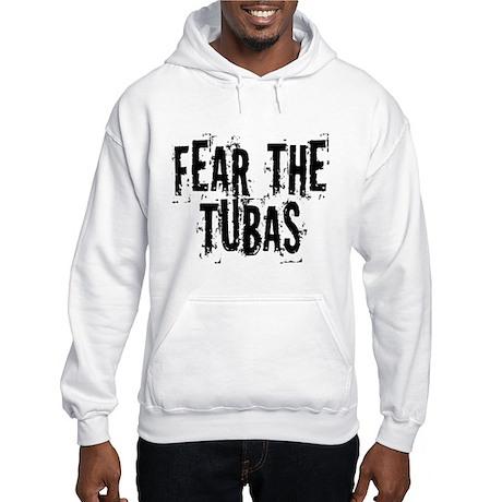 Fear the Tuba Hooded Sweatshirt