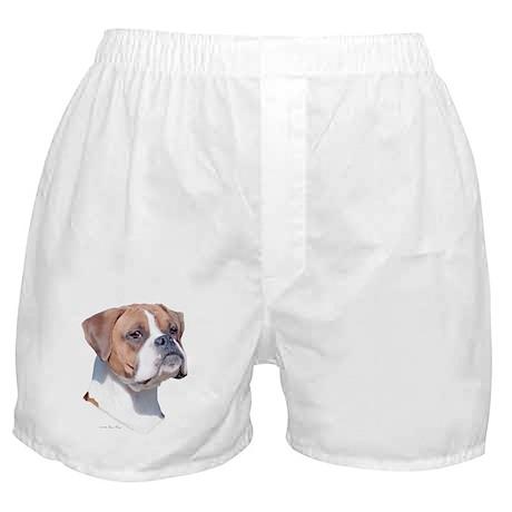 Boxer w/Natural Ears Boxer Shorts