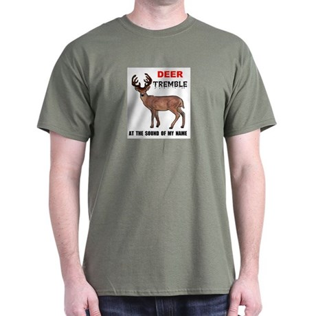 DEER TREMBLE Dark T-Shirt
