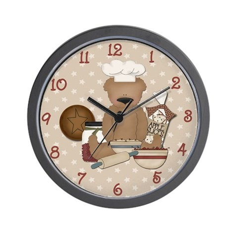 Babes Clock | Buy Babes Clocks - CafePress