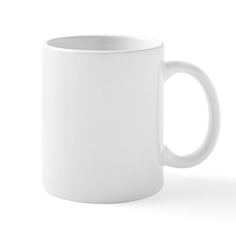Warning history teacher sign Mug