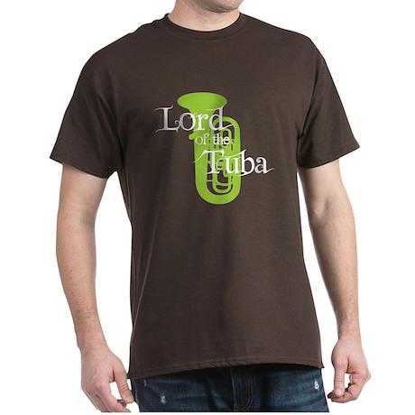 Lord of the Tuba Dark T-Shirt