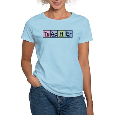Teacher made of Elements Women's Light T-Shirt