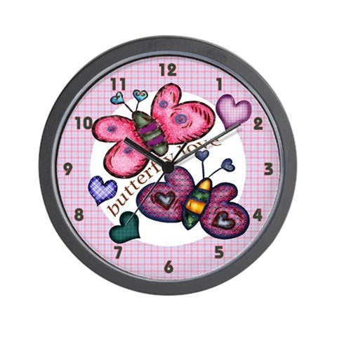 Erica Design Clock | Buy Erica Design Clocks - CafePress
