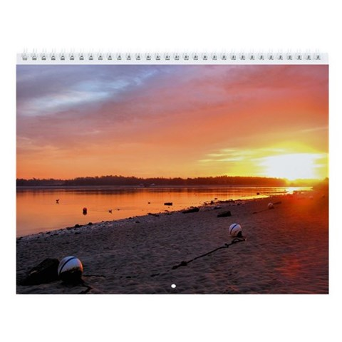 Maine 2013 Wall Calendar
