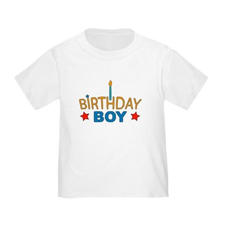 Birthday Boy Infant/Toddler T-Shirt