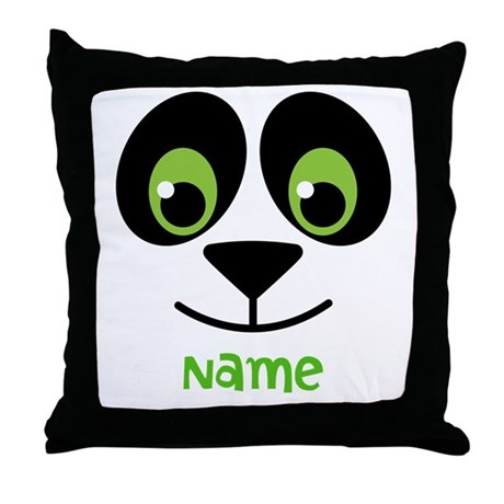 Personalized Bed-D-Bye Buddy Panda Pillow